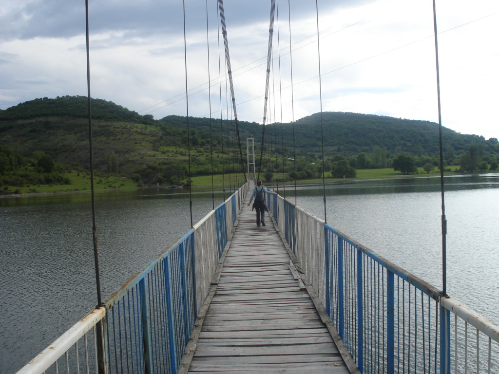 пътеводител източни родопи mosta na vremeto