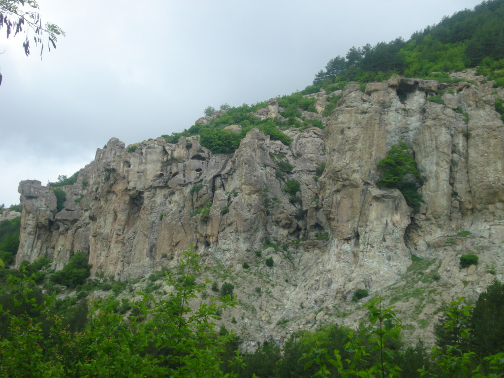 пътеводител източни родопи skani formi dazdovnitsa