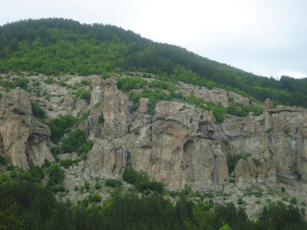 skalni dazdovnitsa пътеводител източни родопи