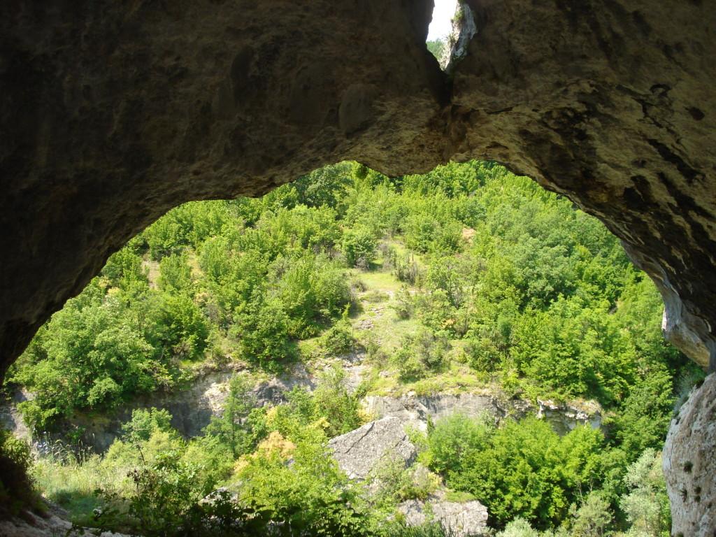 пътеводител източни родопи Пещерата Гоук Ин