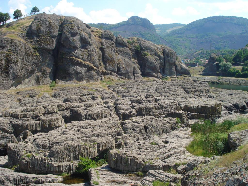 Дяволският каньон пътеводител източни родопи