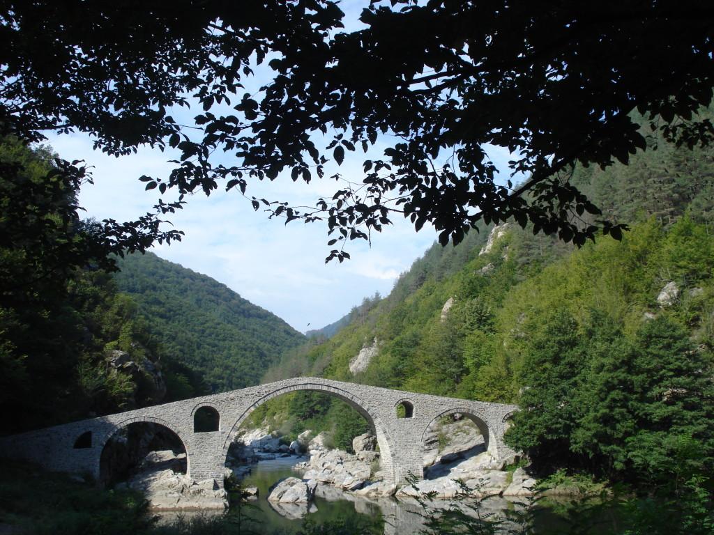 дяволски мост пътеводител родопи