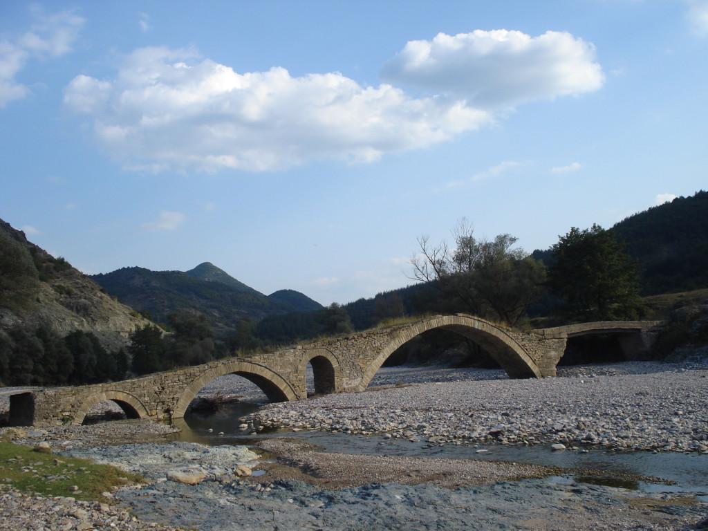 римски мостове ненково пътеводител родопи