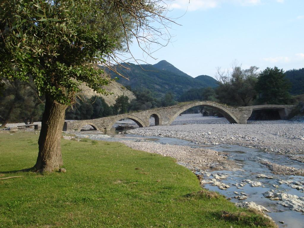 римски мост ненково пътеводител родопи