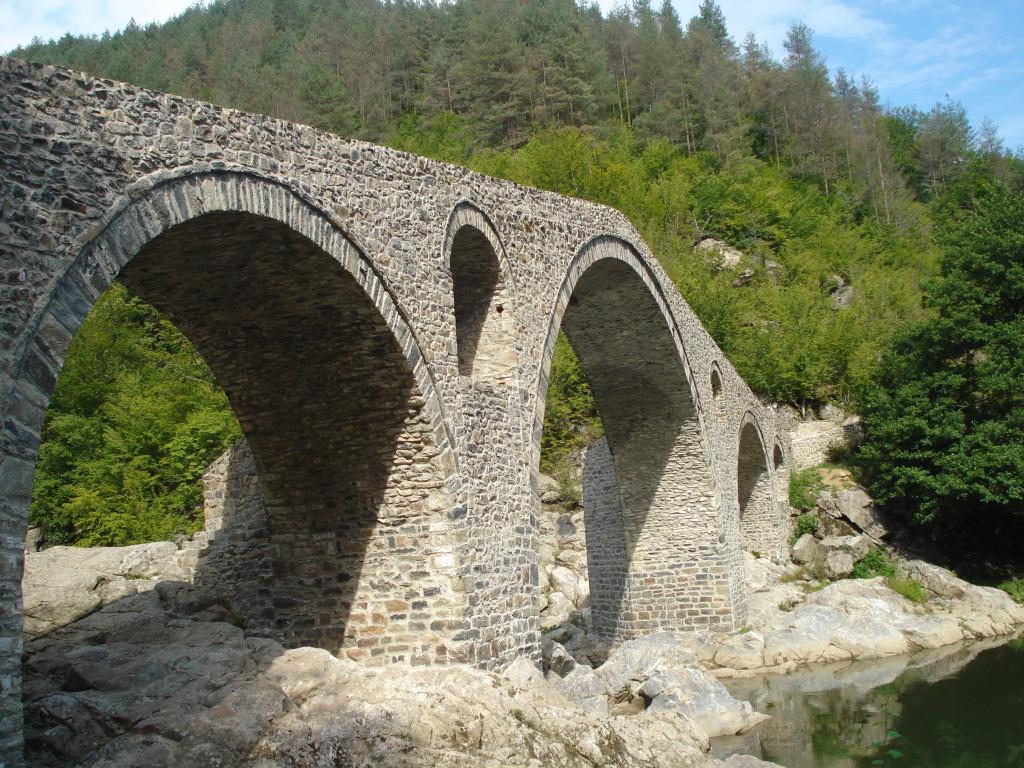 дяволския мост пътеводител родопи