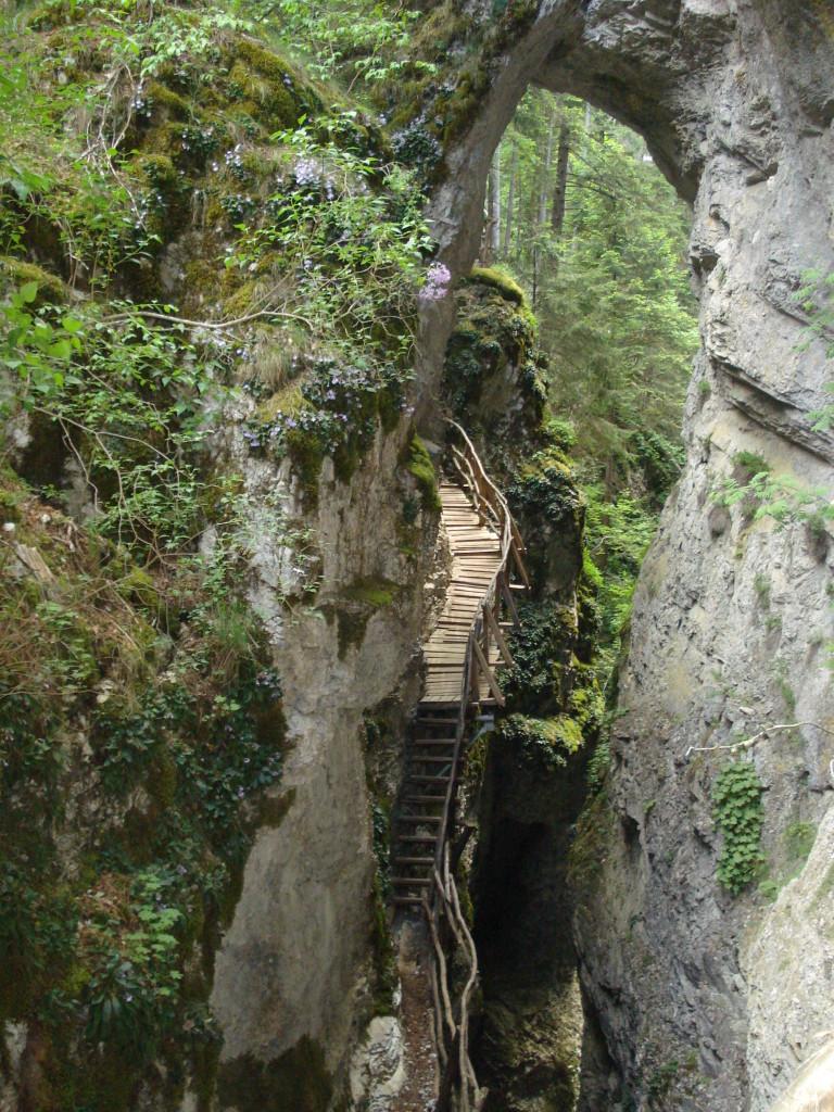Дяволски мост Борино Devils bridge Borino