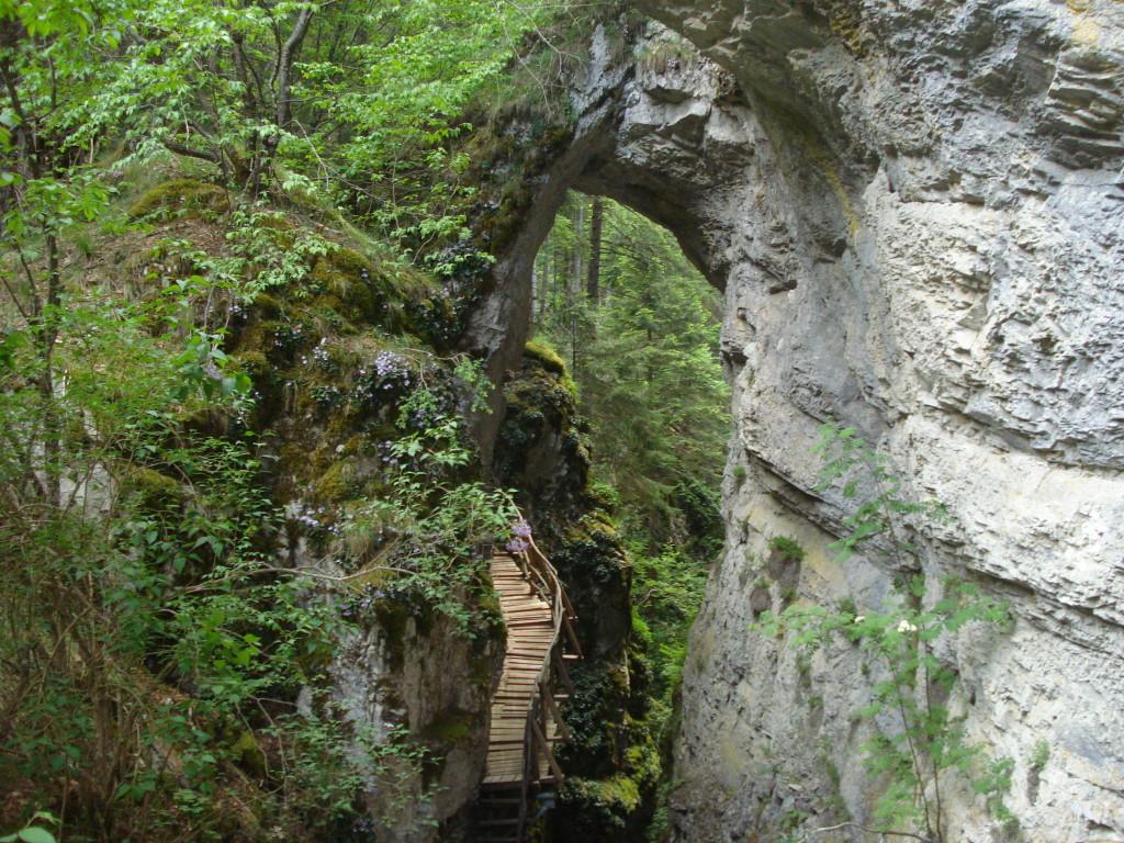Дяволският мост Djavolski most