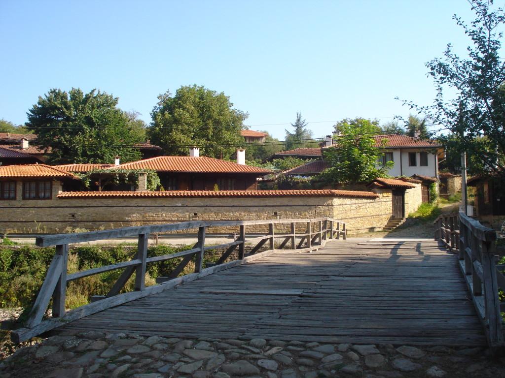 Архитектурен резерват с. Катунище